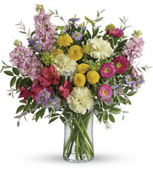 Goodness And Light Bouquet from Schultz Florists, flower delivery in Chicago
